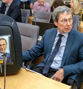 VRK renginys skirtas burtų traukimui į Europarlamentą