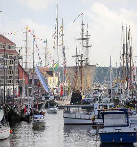 Jūrinės akvarelės: Klaipėdiečiai palikę pėdsakus mieste
