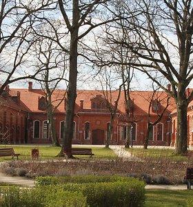 Raudondvario dvaro menų inkubatoriui – prestižinis Europos apdovanojimas
