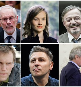 Tarp Nacionalinės premijos laureatų – M.Gražinytė-Tyla, M.Ivaškevičius, D.Meškauskas