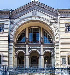 Viena iš 110: ypatinga Vilniaus choralinės sinagogos istorija