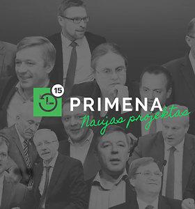 """Startuoja naujas projektas – """"15min PRIMENA"""""""
