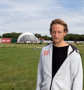Vandens sporto fotografas Danas Macijauskas