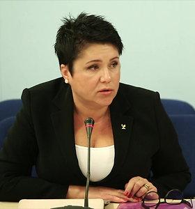 """D.Gudzinevičiūtė aiškinosi Seimo nariams dėl """"Olifėjos"""""""