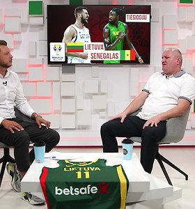 """""""Rinktinė 2019"""": apie pirmą pergalę prieš Senegalą ir būsimus varžovus"""