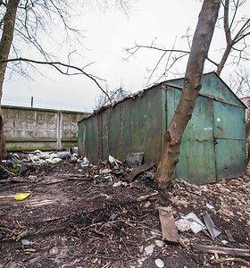Rokiškio rajone apvogtas garažas, nuostoliai – didžiuliai