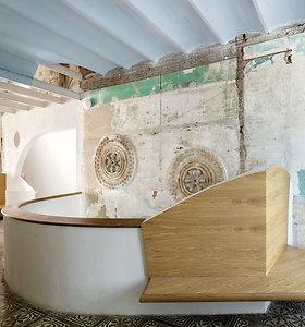 Puikus pavyzdys: architektai atgaivino kultūrinę erdvę Barselonoje