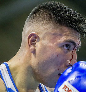 Stebėkite: Algirdo Šociko bokso turnyre – finalinės kovos
