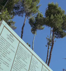 Holokausto memorialo vadovas norėtų, kad informacija jame būtų pasiekiama ir lietuviškai