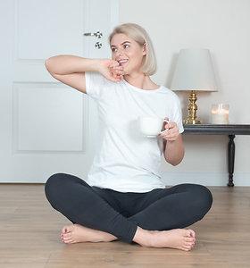 Gero ryto mankšta: itin paprasti pratimai, padėsiantys kūnui pabusti