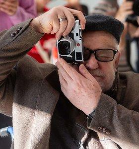 Po dešimtmečio pertraukos surengta retrospektyvinė Antano Sutkaus kūrybos paroda