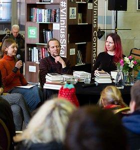 Stoties rajono rašytojų lentynos skaitykloje pristatymas