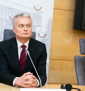 VRK spaudos konferencija skirta Prezidento ir Europos parlamento rinkimams aptarti