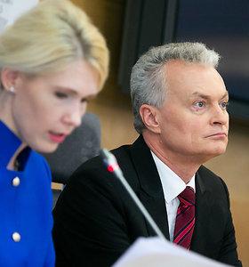 Pažymėjimų įteikimas išrinktiems prezidentui ir EP nariams atidėtas – nėra kam įteikti