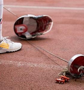 Fechtuotojai Šiaurės šalių jaunimo čempionate – per plauką nuo medalių