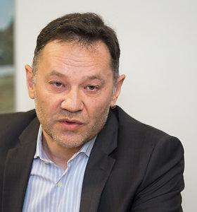 """A.Baltutis paliko UAB """"Malsena Plius"""" vadovo pareigas"""
