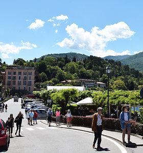 Atostogautojų komplimentai Šiaurės Italijai: pigių ir tobulų vasaros atostogų kryptis