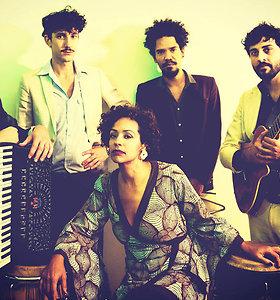 Braziliškos melodijos užkaitins publiką Užutrakio dvaro terasoje