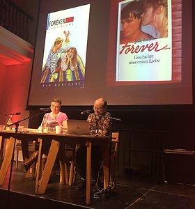 Berlyno literatūros festivalyje šiemet pristatytas lietuviškas komiksas