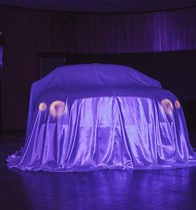 """Bentley"" flagmanas ""Flying Spur"" pristatytas Vilniuje"