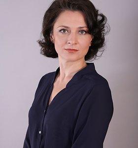 Aktorė Rimantė Valiukaitė