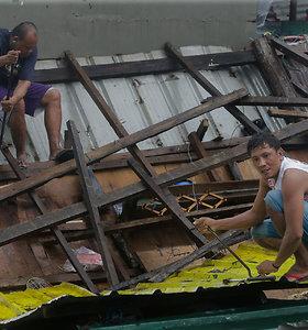 Taifūno Kammuri padariniai Filipinuose