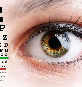 Savalaikė akių ligų diagnostika gali išgelbėti jūsų regėjimą