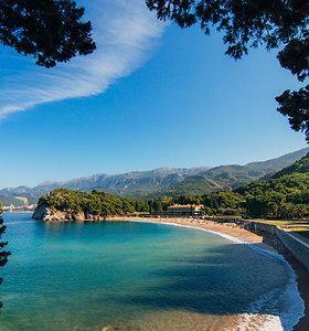 Juodkalnija – tviskantis Balkanų perlas