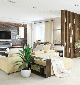 Dizainerių patarimai besiruošiantiems atnaujinti namus
