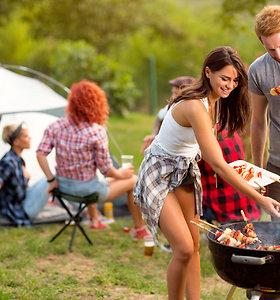 Grilio mėgėjams: ragauk ir laimėk toną mėsos