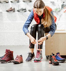 Pirkėjų teisių gynėjai: Lietuvoje dažniausiai skundžiamasi batų kokybe
