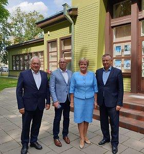 Kauno regiono plėtros tarybos posėdis: pokyčiai regioninėje politikoje, didesnis savivaldybių savarankiškumas ir siekis spręsti regionines problemas