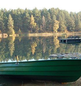 Iš sodybos Klaipėdos rajone pavogta motorinė valtis