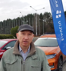 """Konkurso Lietuvos """"Metų automobilis 2018"""" dalyvis – """"Nissan X-Trail"""""""