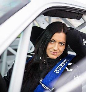 Žiedo lenktynininkė Mylita Kiškytė: laimėjimas – sėkmingas namų darbų paruošimas