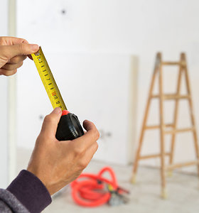"""Kaip planuojant namų remontą """"nenuskausminti"""" savo piniginės?"""