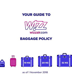 """""""Wizz Air"""" pristatė naujas bagažo taisykles"""