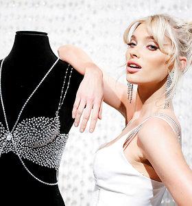 """Gundantis seksualumas: """"Victoria's Secret"""" pristatė milijono vertės """"Fantasy Bra"""""""