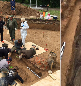 Archeologų atradimas Rusijoje gali tapti sensacija: galimai aptikti Napoleono generolo palaikai