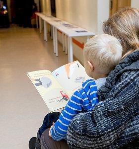 """Vaikų ir jaunimo literatūros festivalis """"Vaikų Kalėdų sala"""""""