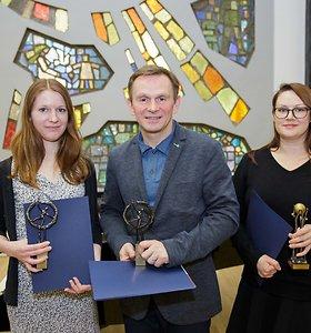 15min redakcijai – penki apdovanojimai už Europos Sąjungos investicijų analizę