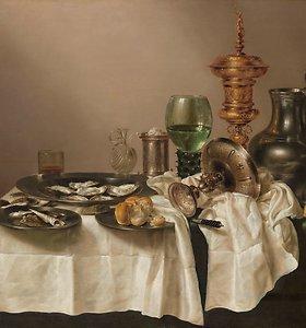 Jogailaičių kulinarinis paveldas, arba Kaip Jogaila rengėsi lašiniais atsigavėti
