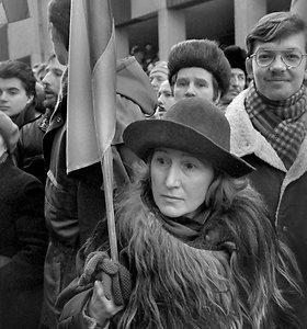Vasario 16-osios minėjimas 1989 metais