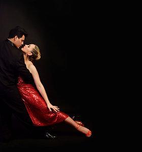 Magiškas, jausmingojo argentinietiško tango koncertinis turas Lietuvoje