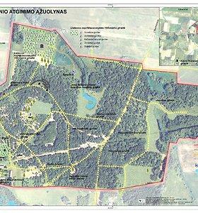 Didžiausias Lietuvoje rankomis sodintas Ąžuolynas