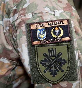 Apdovanoti iš misijos Ukrainoje grįžę Lietuvos kariniai instruktoriai