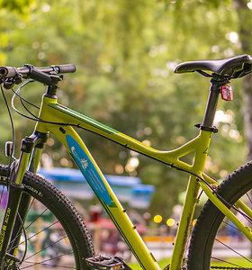 Pažinti Palangą labiausiai rekomenduojama dviračiu