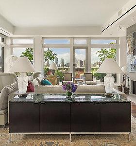 Meryl Streep už 16,4 mln. eurų parduoda prabangius apartamentus Niujorke