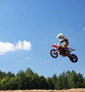 Lietuvos motokroso čempionatas Anykščiuose