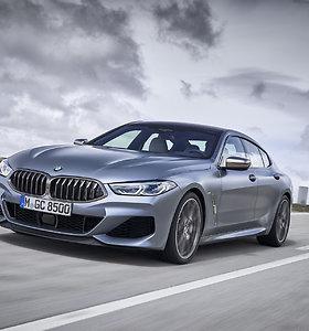 """Pristatytas naujasis BMW """"Gran Coupe"""""""